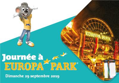 Carte Cezam Europapark.Catalogue Voyages